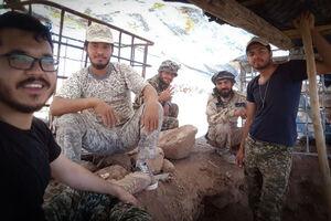 چرا همه مدافعانحرم فاطمیون آشپز بودند؟! + عکس