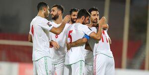 گزارش AFC از وضعیت تیم ملی ایران