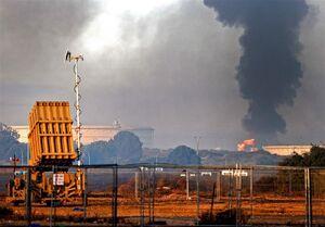 شکستی دیگر برای گنبد آهنین اسرائیل