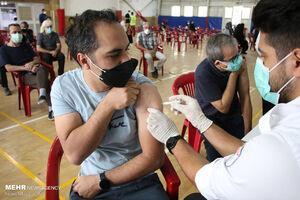 ۴۴۷ هزار دوز واکسن کرونا در شبانه روز گذشته تزریق شد