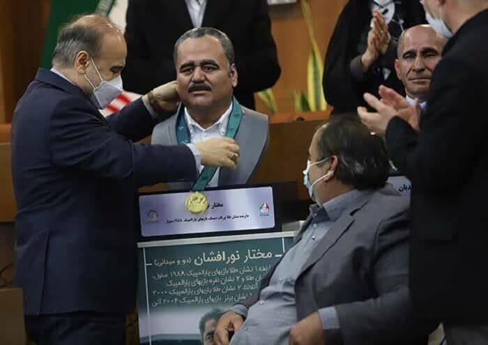 پرافتخارترین ورزشکار تاریخ ایران کیه؟ +عکس