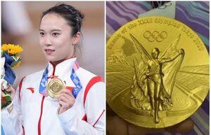 خراب شدن مدالهای طلای المپیک بعد از ۴ هفته!