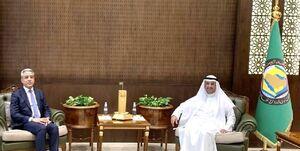 دبیر کل شورای همکاری خلیج فارس در اجلاس بغداد شرکت میکند