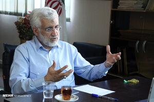 جلیلی: برنامه «ایجاد اشتغال» و «ارز آوری» به مسئولان ارائه میشود
