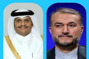 دعوت وزیر خارجه قطر از «امیرعبداللهیان» برای سفر به دوحه
