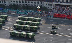 مقام آمریکایی: چین به زودی از روسیه به عنوان تهدید هستهای پیشی میگیرد