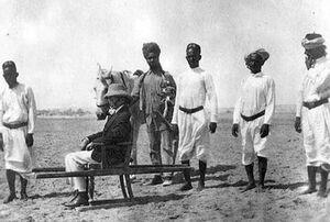 غارت اموال مردم در پوشش پلیس در زمان قاجار