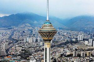 ثبت سیاُمین روز با کیفیت هوای ناسالم در تهران
