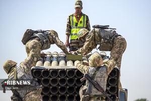 عکس/ سومین روز مسابقات بین المللی نظامی «اربابان سلاح»