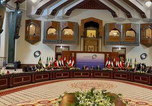 حاضران و غایبان بزرگ نشست بغداد