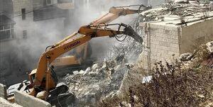 تخریب و مصادره ۳۱ خانه فلسطینیها در عرض ۲ هفته