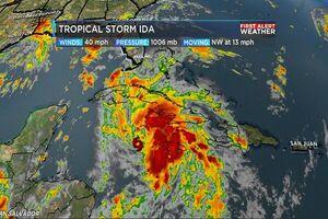 هشدار هواشناسی در مناطقی از آمریکا: شهرها را تخلیه کنید