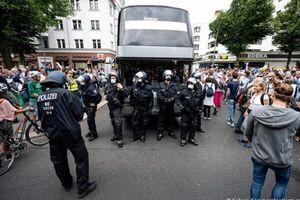 اعتراضات هزاران شهروند آلمانی علیه دولت این کشور