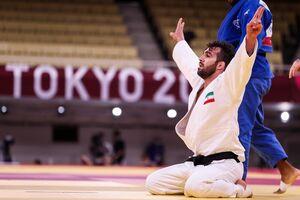 کسب دومین مدال طلای کاروان پارالمپیک/ تاریخسازی جودوکای نابینای ایران