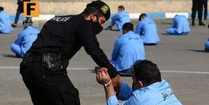 فیلم/ اوباش در چنگ پلیس امنیت