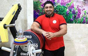 پارالمپیک توکیو؛ رضی به مدال برنز پاراوزنهبرداری بسنده کرد