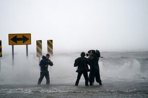 طوفان سهمگین «آیدا» در آمریکا +فیلم