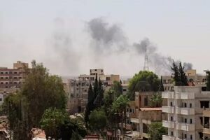 ایران در جنگ علیه داعش در کنار ملت سوریه ایستاد/ اشغالگران آمریکایی را اخراج میکنیم