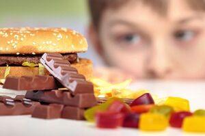 بدغذایی کودکان عامل خطر است