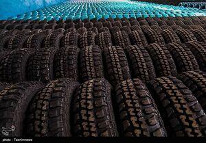 بیش از ۳۹ هزار حلقه تایر خودرو در بورس کالا معامله شد
