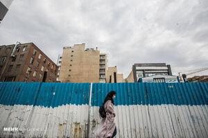 آلاینده تابستانه باز هم از کیفیت هوای تهران کاست