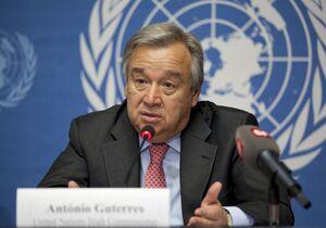 پیام «گوترش» به رئیسی/ سازمان ملل آماده همکاری با دولت ایران است