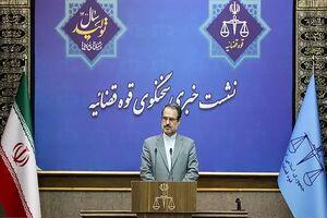 فیلم/ واکنش سخنگوی قوهقضائیه به ماجرای زندان اوین