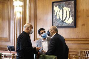 عکس/ حاشیههای جلسه امروز شورای شهر تهران