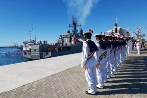 روسیه و ایران در دریای خزر رزمایش برگزار میکنند