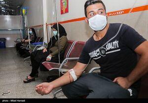 عکس/ بیمارستان گلستان اهواز در پیک پنجم