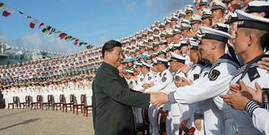 تایوان: حملات چین توان دفاعی ما را فلج میکند