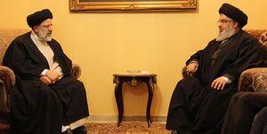 رئیسجمهور پیام سید حسن نصرالله را پاسخ داد