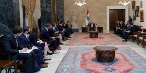 سناتور آمریکایی در بیروت: دلیلی برای وابستگی لبنان به سوخت ایران وجود ندارد