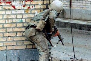 مدافع وطنی که اجازه نداد از چهرهاش عکس گرفته شود +عکس