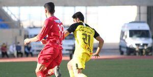 بازیکن اسبق سپاهان و گلگهر در فجر +عکس