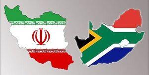 آمادگی وزیر خارجه آفریقای جنوبی برای همکاری با امیرعبداللهیان در جهت تقویت روابط دو کشور
