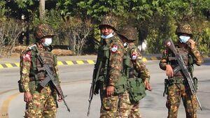 تحریمهای جدید انگلیس علیه میانمار
