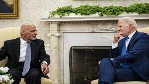 آخرین گفت و گوی بایدن و غنی قبل از سقوط کابل