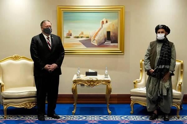 روایت توافقی که به خروج آمریکا از افغانستان منتهی شد