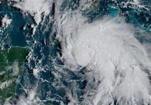 فیلم/ طوفان نیکُـلاس به تگزاس رسید