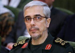 تسلیت سرلشکر باقری در پی درگذشت سردار فیروزآبادی