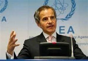 مدیرکل آژانس بهدنبال دیدار با رئیس سازمان انرژی اتمی ایران