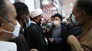 رییس جمهور و هیات همراه زاهدان را به قصد تهران ترک کرد