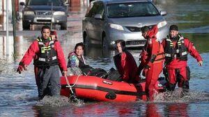 شمار کشتهشدگان طوفان آیدا در آمریکا به ۶۱ تن رسید