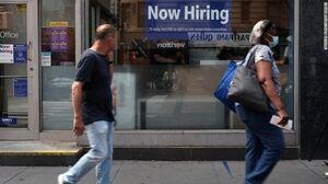 سایه سنگین دلتا بر بازار کار آمریکا