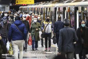 توسعه خطوط مترو تهران متوقف میشود؟