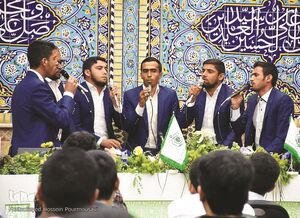 قصه عجیب استعدادهای قرآنی محله «عیندو» در غرب اهواز