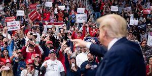 سناتور جمهوریخواه: ترامپ نباید نامزد انتخابات شود