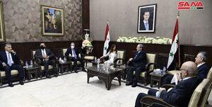 استقبال دمشق از انتقال گاز مصر به لبنان از طریق سوریه