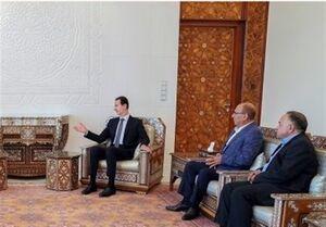 بشار اسد: شمشیر قدس، پیروزی منحصربهفرد فلسطین دربرابر دشمن صهیونیست بود